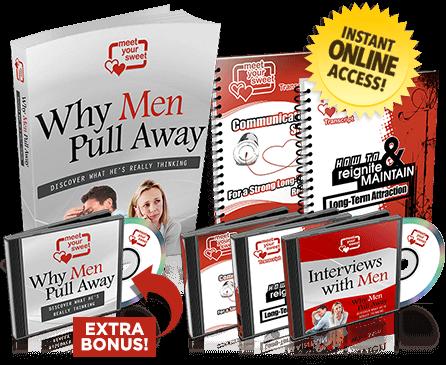 Meetyoursweet - Why Men Pull Away