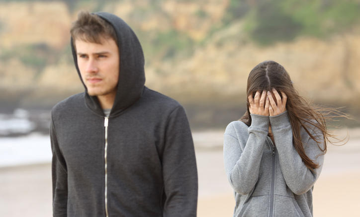 Why Your Ex Gives You The 'Hot & Cold' Treatment